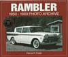 RAMBLER 1950-1969  Photo Archive